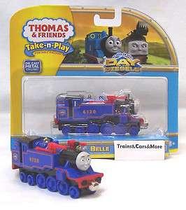Thomas & Friends Die Cast Magnetic Metal TAKE n PLAY BELLE nipk