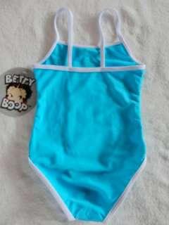 Betty Boot Girl Child Swimsuit Swimwear Bathing 3 12 Yr