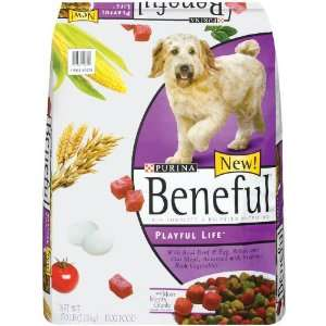Beneful Dog Food, Playful Life, 15.5 lbs (Pack of 2