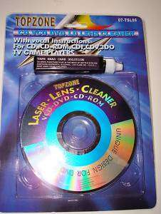LASER LENS CLEANER CD DVD CD ROM COMPUTER XBOX PS2 PS3