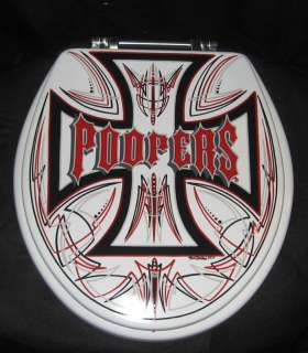 Art,classic,pinstriping,hot,rod,rat,toilet,seat,cars