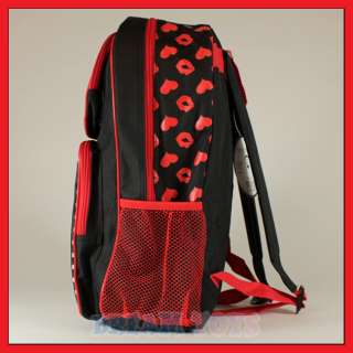 16 Betty Boop Heart Comic School Backpack   Bag Girls