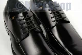 Aldo Men Dress Shoes Lace Up Oxfords Black 9