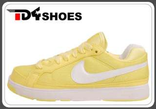 Nike Wmns Air Troupe Low Lemon New Womens Dancing Shoes 324923700