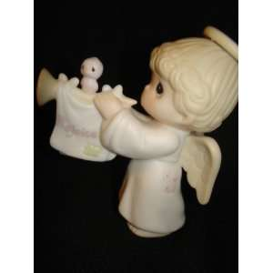 Precious Moments Rejoice O Earth Porcelain Figurine