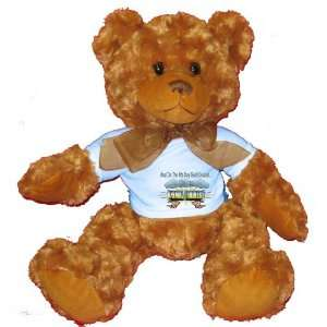 And On The 8th Day God Created ANIMAL TRAINERS Plush Teddy