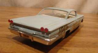 AMT 1960 PONTIAC BONNEVILLE RACE CAR MODEL FROM 60 DISPLAY DRAG/NASCAR