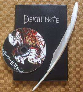 Deathnote DEATH NOTE Anime Manga Notebook owned by Kira USA Seller NEW
