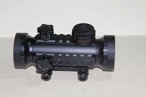 BSA Optics STS RD30 Tactical Red Dot Scope Black Matte