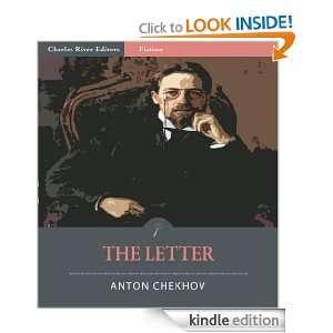 The Letter (Illustrated) Anton Chekhov, Charles River Editors