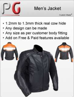 leather jackets for men motorcycle leather jacket Branded Jackets