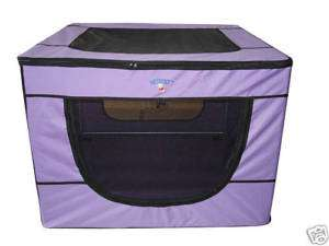Pet Dog House Play Exercise Pen Yard Soft Tent Crate Z 814836019705