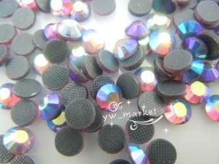 1440 DMC Hotfix Crystal Rhinestones Light Purple AB SS16