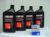 YAMAHA V STAR 650 CLASSIC OIL CHANGE KIT V STAR 98   07