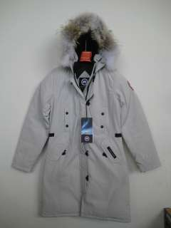 NEW CANADA GOOSE KENSINGTON DOWN PARKA L AUTHENTIC JACKET FAST SHIP