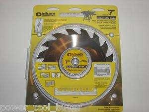 Porter Cable Oldham 7 Adjustable Dado Blade 7005012 NIB, Brand New
