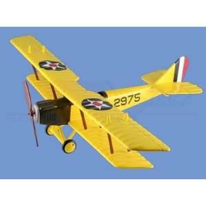 JN 4 Jenny Aircraft Model Mahogany Display Model / Toy