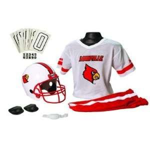 NCAA Louisville Youth Team Uniform Set, Size Medium