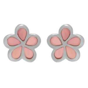 925 Sterling Silver Earrings, Carefully Crafted with Passionate Pink