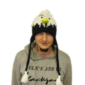 Knit Eagle Animal Hat Brand New High Quality acyrlic