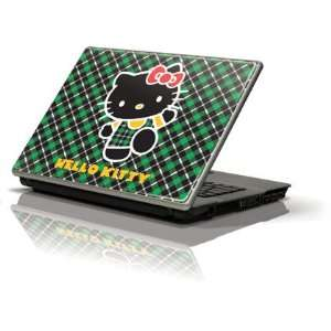 Hello Kitty Green Plaid skin for Generic 12in Laptop (10