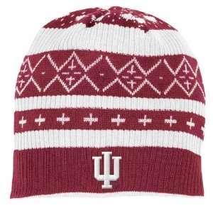 Indiana Hoosiers adidas Cuffless Knit Hat Sports