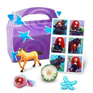 Disney Brave Party Favor Box Party Supplies Toys & Games