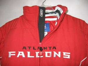 Atlanta Falcons NFL Youth Microfiber Jacket Small 8