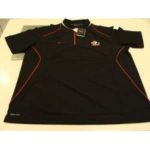 Team Canada IIHF Faceoff Polo Hockey 11 SS T Shirt XXL   Mens NHL T