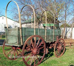 chuck wagon horse drawn farm wooden wheels stagecoach