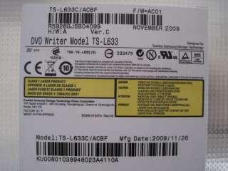 Acer ASpire 5532 5535 KAWG0 DVD writer TS L633C/ACBF