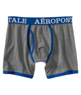 aeropostale solid knit boxers