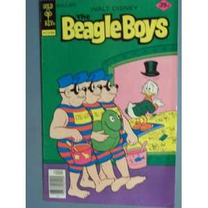 Beagle Boys Comic Book (The Tell Tale Nose, 41) Walt Disney Books