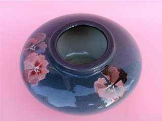 Weller Eocean art pottery vase bowl arts and crafts era beautiful mint