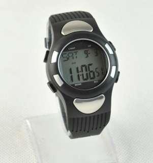 Heart Rate Monitor Sport Sphygmograph Pulsometer Pulse Wave Watch