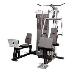 Weider Club C4800 Exercise Station