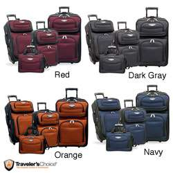 Travel Select Amsterdam 4 piece Luggage Set