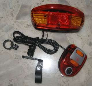 Motorized bicycle GAS ENGINE   signal & brake light horn JY208