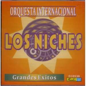 Orquesta Internacional Grandes Exitos Los Niches Music
