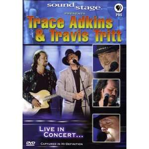 Live In Concert (Music DVD), Trace Adkins Music DVDs