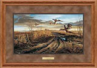Terry Redlin Country Road Framed Pheasant Print