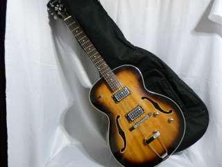 Washburn Guitar HB15 GFS Pickups Rosewood Fingerboard w/ Gig bag