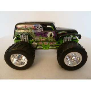 Grave Digger Hot Wheels Monster Truck Pair Monster Jam & Diecast Hot