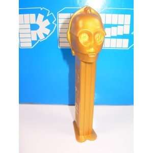 Pez Dispenser   Star Wars C3PO Toys & Games