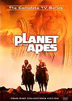 Planet of the Apes TV Series (DVD)