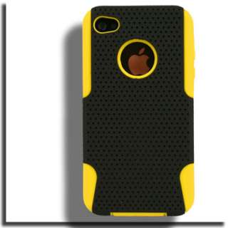 Case Apple iPhone 4S 4 S G C Cover Skin Holster Black Blue Pouch Snap