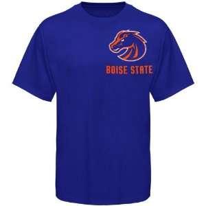 NCAA Boise State Broncos Royal Blue Keen T shirt Sports