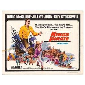 Kings Pirate Original Movie Poster, 28 x 22 (1967