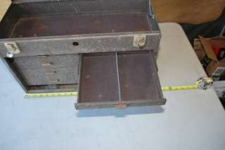 Kennedy 520 Machinist Tool Box For Parts or Repair