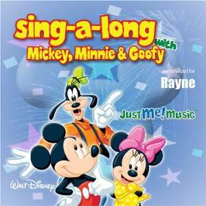 Sing Along with Mickey, Minnie and Goofy Reagan (Ray gun) Minnie
